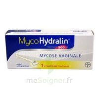 MYCOHYDRALIN 500 mg, comprimé vaginal à CHASSE SUR RHONE