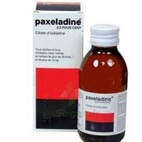 PAXELADINE 0,2 POUR CENT, sirop à CHASSE SUR RHONE