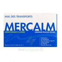 MERCALM, comprimé pelliculé sécable à CHASSE SUR RHONE