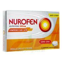 NUROFEN 200 mg, comprimé orodispersible à CHASSE SUR RHONE