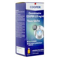 OXOMEMAZINE H3 SANTE 0,33 mg/ml SANS SUCRE, solution buvable édulcorée à l'acésulfame potassique à CHASSE SUR RHONE