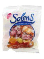 Solens bonbons tendres aux jus de fruits sans sucres à CHASSE SUR RHONE