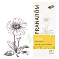 PRANAROM Huile de macération bio Arnica 50ml à CHASSE SUR RHONE