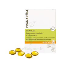 PRANAROM OLEOCAPS 2 Caps confort gastro-intestinal à CHASSE SUR RHONE