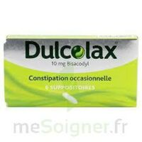 DULCOLAX 10 mg, suppositoire à CHASSE SUR RHONE