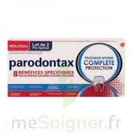 Parodontax Complete protection dentifrice lot de 2
