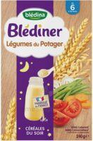 Blédîner Céréales Légumes du potager 240g à CHASSE SUR RHONE