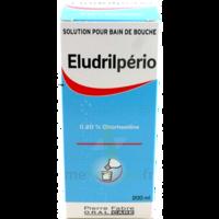 Eludrilperio 0,2 %, Solution Pour Bain De Bouche à CHASSE SUR RHONE