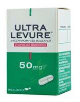 ULTRA-LEVURE 50 mg Gélules Fl/50 à CHASSE SUR RHONE