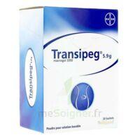 Transipeg 5,9g Poudre Solution Buvable En Sachet 20 Sachets à CHASSE SUR RHONE