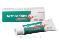 ARTHRODONT 1 % Pâte gingivale T/80g à CHASSE SUR RHONE