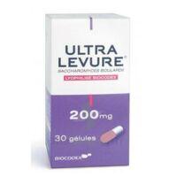 ULTRA-LEVURE 200 mg Gélules Fl/30 à CHASSE SUR RHONE