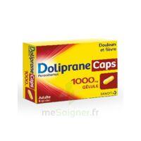 DOLIPRANECAPS 1000 mg Gélules Plq/8 à CHASSE SUR RHONE
