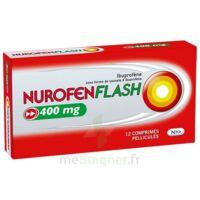 Nurofenflash 400 Mg Comprimés Pelliculés Plq/12 à CHASSE SUR RHONE