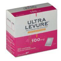ULTRA-LEVURE 100 mg Poudre pour suspension buvable en sachet B/20 à CHASSE SUR RHONE