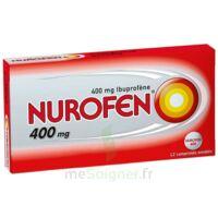 NUROFEN 400 mg Comprimés enrobés Plq/12 à CHASSE SUR RHONE