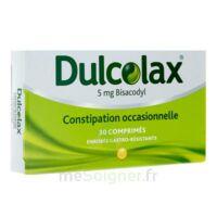 DULCOLAX 5 mg Comprimés enrobés gastro-résistants Plq/30 à CHASSE SUR RHONE