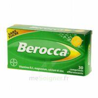 Berocca Comprimés effervescents sans sucre T/30 à CHASSE SUR RHONE