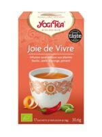 Yogi Tea Joie De Vivre à CHASSE SUR RHONE