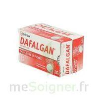 DAFALGAN 1000 mg Comprimés effervescents B/8 à CHASSE SUR RHONE