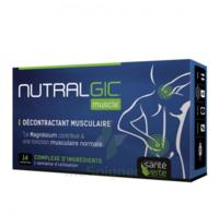 Nutralgic Muscle Comprimés décontractant musculaire B/14 à CHASSE SUR RHONE