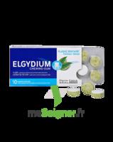 Elgydium Antiplaque Chew gum B/10 à CHASSE SUR RHONE