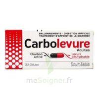 CARBOLEVURE Gélules adulte Plq/30 à CHASSE SUR RHONE