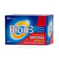 Bion 3 Défense Adulte Comprimés B/60 à CHASSE SUR RHONE