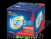 Bion 3 Défense Junior Comprimés à croquer framboise B/30 à CHASSE SUR RHONE