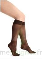 Venoflex Secret 2 Chaussette Femme Beige Doré T2n à CHASSE SUR RHONE