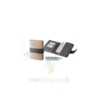 Pilbox Cardio Pilulier semainier et modulaire Gris à CHASSE SUR RHONE