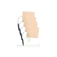 Stimex Electrode carré électrostimulation 50x50mm B/4 à CHASSE SUR RHONE