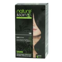 Nature & Soin Kit coloration 1N noir intense