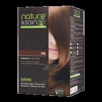 Nature & Soin Kit coloration 5G châtain clair doré à CHASSE SUR RHONE