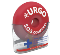 Urgo SOS Bande coupures 2,5cmx3m à CHASSE SUR RHONE
