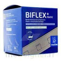 Biflex 16 Pratic Bande contention légère chair 8cmx3m à CHASSE SUR RHONE