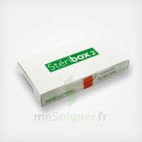Stéribox Kit prévention et hygiène pour les toxicomanes avec seringues 100UI/ml à CHASSE SUR RHONE