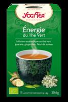 Yogi Tea Thé énergie Du Thé Vert Bio 17 Sachets à CHASSE SUR RHONE
