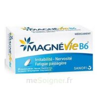 Magnevie B6 100 mg/10 mg Comprimés pelliculés Plaq/60 à CHASSE SUR RHONE