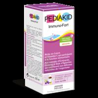 Pédiakid Immuno-Fort Sirop myrtille 125ml à CHASSE SUR RHONE