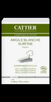Cattier Argile Poudre surfine blanche 200g à CHASSE SUR RHONE