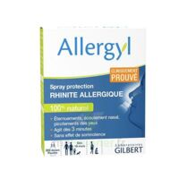 Allergyl Spray protection rhinite allergique 800mg à CHASSE SUR RHONE