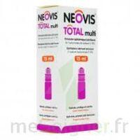 NEOVIS TOTAL MULTI S ophtalmique lubrifiante pour instillation oculaire Fl/15ml à CHASSE SUR RHONE