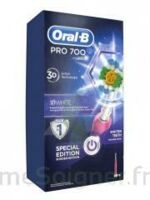 Oral B Professional Care 700 Brosse dents white and clean B/1 à CHASSE SUR RHONE