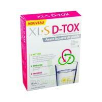 XL-S Dtox Poudre orale 8 Sachets à CHASSE SUR RHONE