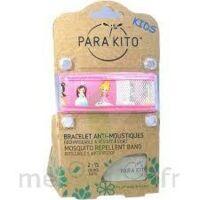 Para'kito Kids Bracelet Répulsif Anti-moustique Princess à CHASSE SUR RHONE