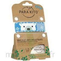 Para'kito Kids Bracelet Répulsif Anti-moustique Polar Bear à CHASSE SUR RHONE