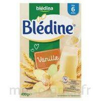 Blédina - Céréales bébé dès 6 mois saveur vanille à CHASSE SUR RHONE