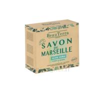 Beauterra - Savon de Marseille - Aloé Vera - 100g à CHASSE SUR RHONE