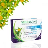 Naturactive Seriane Stress 30gélules à CHASSE SUR RHONE